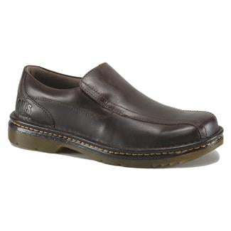 Dr. Martens Service Norfolk Wyoming Dark Brown