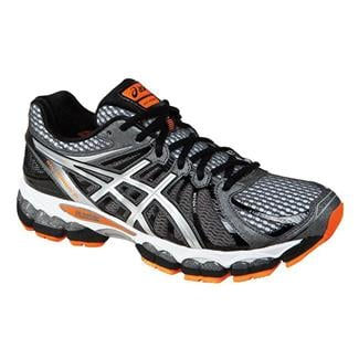 ASICS GEL-Nimbus 15 Storm / Black / Flash Orange