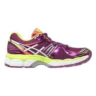 ASICS GEL-Nimbus 15 Wine / White / Flash Yellow