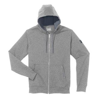 Under Armour CC Storm FZ Hoodie True Gray Heather
