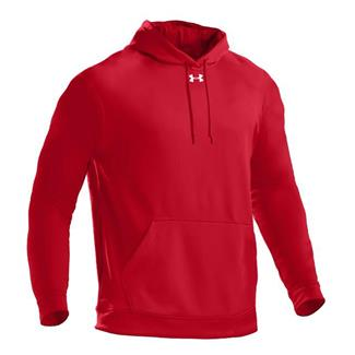 Under Armour SOAS Storm Hoodie Red