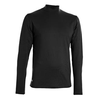 Under Armour Tactical ColdGear Mock Shirt Black