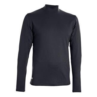 Under Armour Tactical ColdGear Mock Shirt Dark Navy Blue