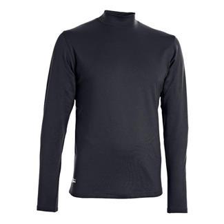 Under Armour Tactical ColdGear Mock Shirt Dark Navy Blue