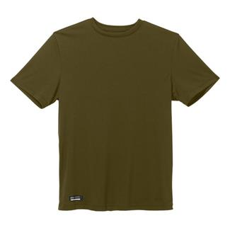 Under Armour Tactical HeatGear SS Tee Marine OD Green