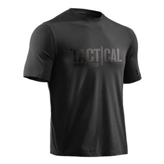 Under Armour Tactical Knife Tee Black