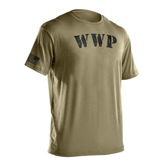 Under Armour WWP SS Tee Marine OD Green