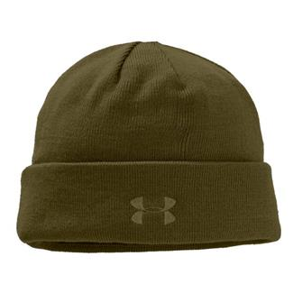 Under Armour Tactical Stealth Beanie Marine OD Green