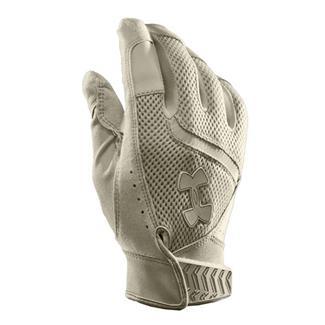 Under Armour Tactical Summer Blackout Gloves Desert Sand