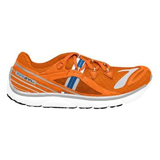 Brooks PureDrift Shocking Orange / Olympian / Silver