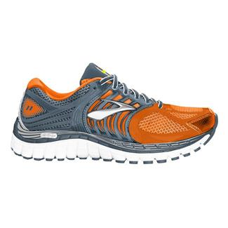 Brooks Glycerin 11 Shocking Orange / Denim / Silver
