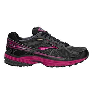 Brooks Adrenaline ASR 10 GTX Anthracite / Black / Bright Rose