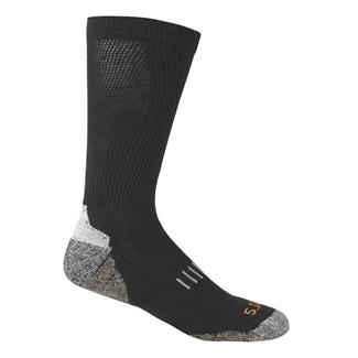 5.11 Year Round OTC Socks Black