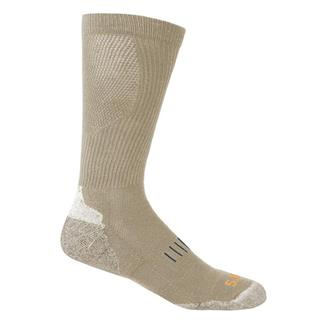 5.11 Year Round OTC Socks Coyote