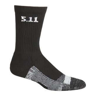 "5.11 Level 1 6"" Socks Black"