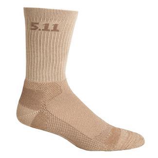 "5.11 Level 1 6"" Socks Coyote"