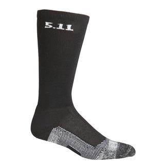"""5.11 Level 1 9"""" Socks Black"""