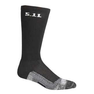 "5.11 Level 1 9"" Socks Black"