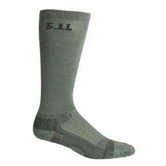 "5.11 Level 1 9"" Socks Foliage"