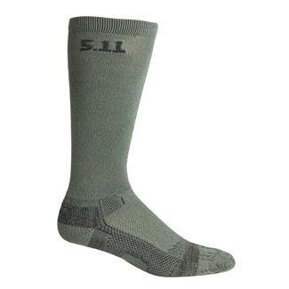 """5.11 Level 1 9"""" Socks Foliage"""