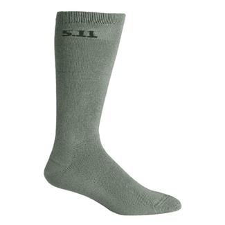 "5.11 9"" Socks - 3 Pack Foliage"