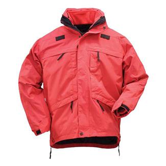 5.11 3-in-1 Parkas Range Red