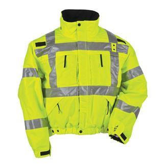 5.11 Hi-Vis Reversible Jackets Reflective Yellow