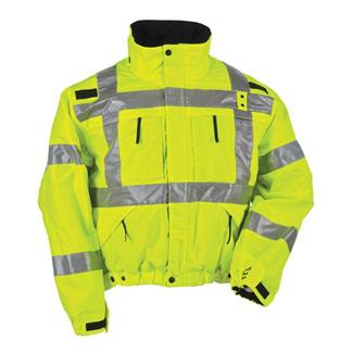 5.11 Hi-Vis Reversible Jackets Reflective Yellow