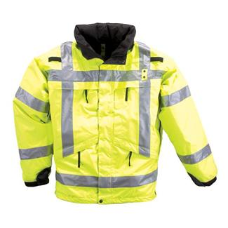 5.11 3-in-1 Reversible Hi-Vis Parkas Reflective Yellow
