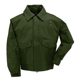 5.11 4-in-1 Patrol Jackets Sheriff Green