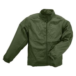 5.11 Packable Jackets Sheriff Green