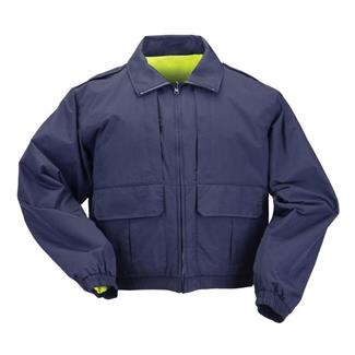 5.11 Reversible High Vis Duty Jackets Dark Navy