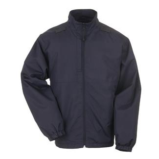 5.11 Lined Packable Jackets Black