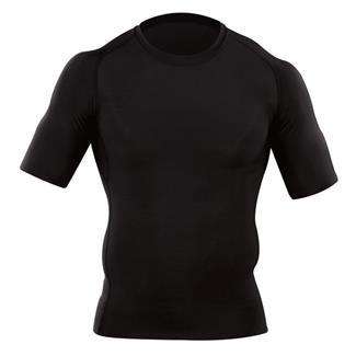 5.11 Tight Crew Short Sleeve Shirts Black