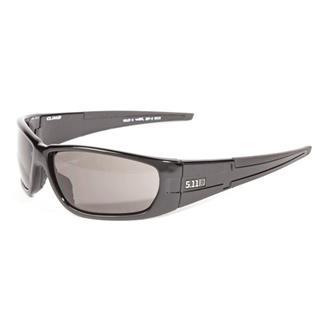 5.11 Climb Polarized Eyewear Black (frame) - Polarized Smoke (lens)