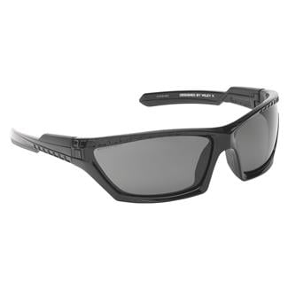 5.11 CAVU Full Frame Gloss Black (frame) - Polarized Smoke (lens)