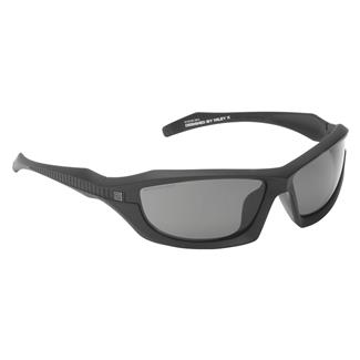 5.11 Burner Full Frame Matte Black (frame) - Polarized Smoke (lens)