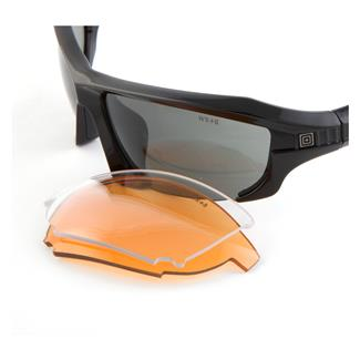 5.11 Replacement Lenses for Burner Half Frame Ballistic Orange