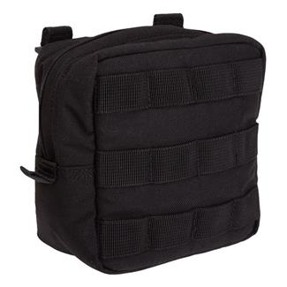 """5.11 6"""" x 6"""" Padded Pouch Black"""