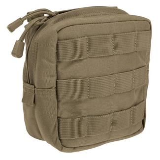 """5.11 6"""" x 6"""" Padded Pouch Sandstone"""