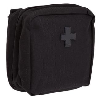 """5.11 6"""" x 6"""" Med Pouch Black"""