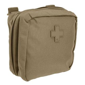 """5.11 6"""" x 6"""" Med Pouch Sandstone"""