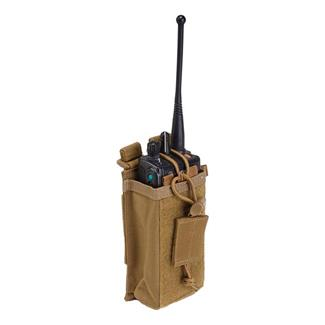 5.11 Radio Pouch Flat Dark Earth