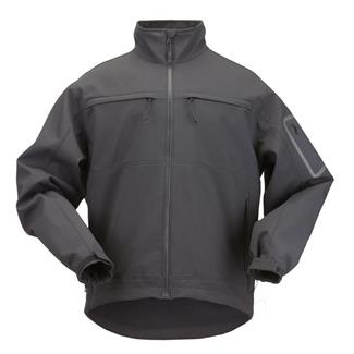 5.11 Chameleon Softshell Jackets Black