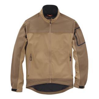 5.11 Chameleon Softshell Jackets Flat Dark Earth / Military Brown
