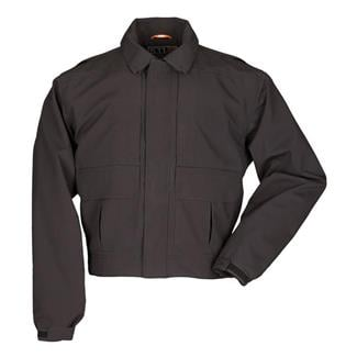 5.11 Softshell Patrol Duty Jackets Black