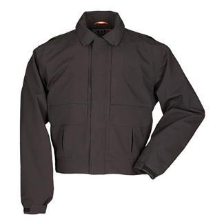 5.11 Softshell Patrol Duty Jackets Black