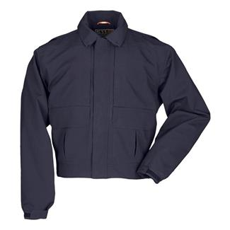 5.11 Softshell Patrol Duty Jackets Dark Navy