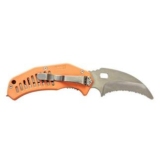 5.11 LMC Curved Rescue Blade Serrated Edge