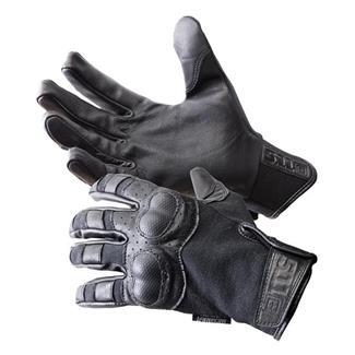 5.11 Hard Time Gloves Black